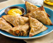Crispy Pork Wontons Photo