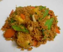 Red Curry Quinoa Photo