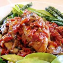 Crock Pot Chicken Picante Photo