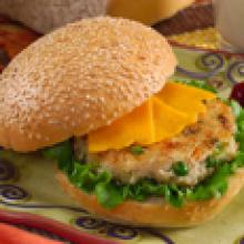 Veggie Burgers Photo