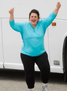 Tracey Arrives at the Biggest Loser