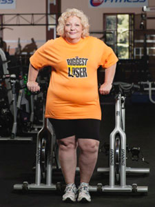 Cheryl George Joins Biggest Loser