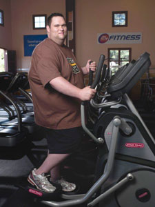 John Crutchfield Joins Biggest Loser