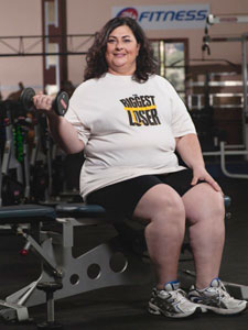 Maria Ventrella Joins Biggest Loser