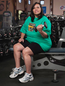 Miggy Cancel Joins Biggest Loser 9
