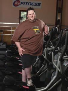 James Crutchfield Joins Biggest Loser