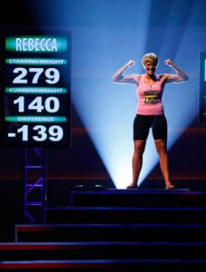 Rebecca Meyer Biggest Loser At-Home Winner