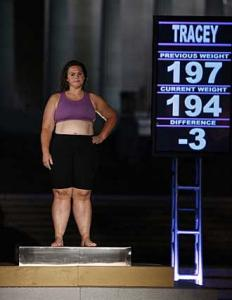 Tracey's Final Weigh-In