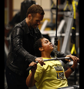 Bob Harper Trains SunShine
