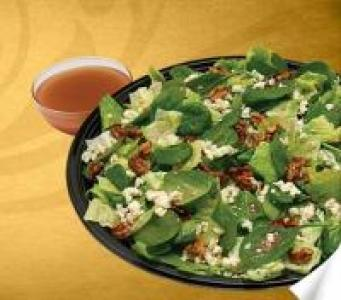 Einstein Bros. Bistro Salad with Chicken