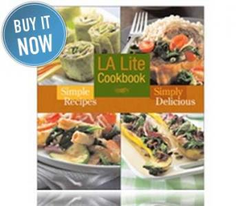 LA Weight Loss Lite Cookbook