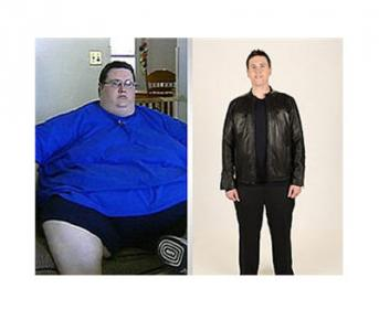 David's Weight Loss Story on Oprah