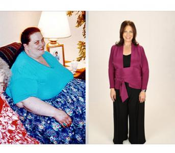 Nancy's Weight Loss Story on Oprah