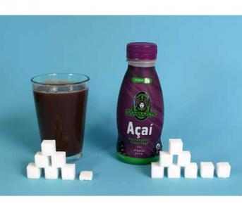 The Sugar in Acai Juice