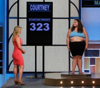 Courtney Weighs In