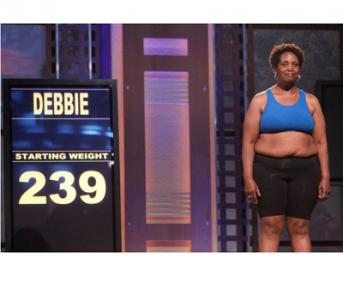 Debbie's First Weigh In