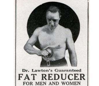 Dr. Lawton's Guaranteed Fat Reducer