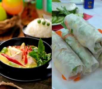 How to Cook Healthy Thai Food