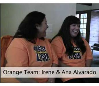 Ana and Irene