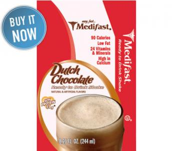 Medifast Ready-to-Drink Shakes