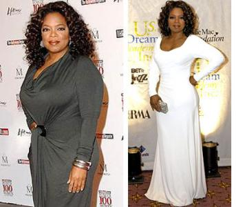 Oprah's Personal Story Part Two