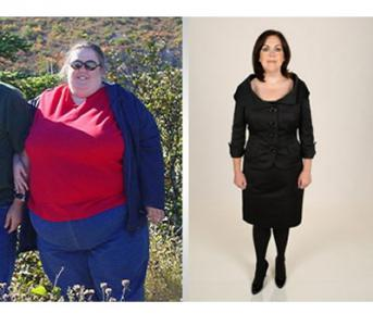 Mandy's Weight Loss Story on Oprah