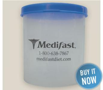 Medifast Shakers