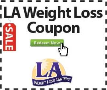LA Weight Loss Coupons