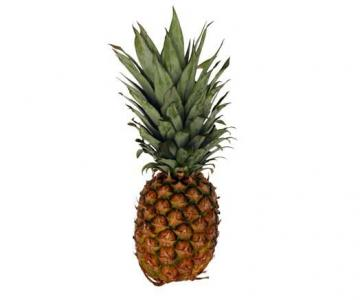 1 Cup Fresh Pineapple