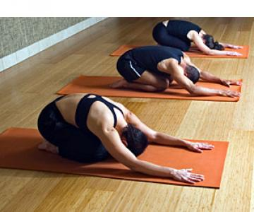 Introduction to Yoga for Fitness