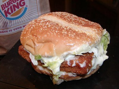 Burger King's BK Big Fish