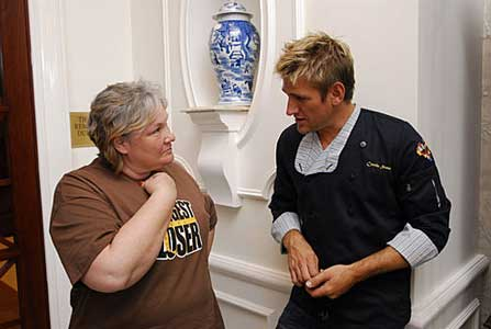 Liz and Curtis Stone