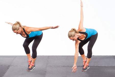 Move 3: Windmill Abs