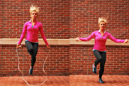 Alternating Jump Rope