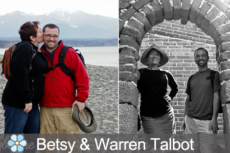 Betsy and Warren Talbot