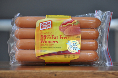 Best Hot Dog: Oscar Mayer Turkey Dog