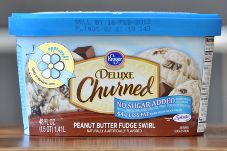 Best Ice Cream: Kroger Deluxe Churned