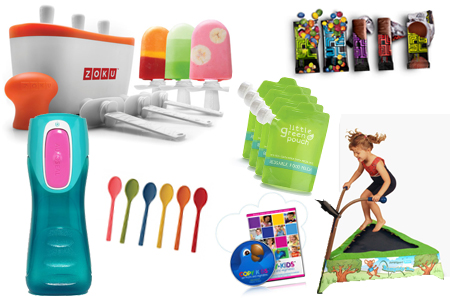 Win This Healthy Kids Prize Pack!