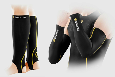 Men's Compression Calf Tights and Sleeves