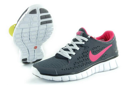 "Nike ""Free Run Plus"" Shoes"