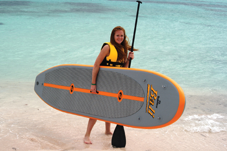 Bali Inflatable Stand Up Paddleboard