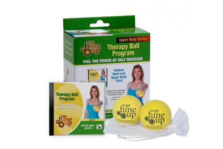 Jill Miller's Therapy Ball Program
