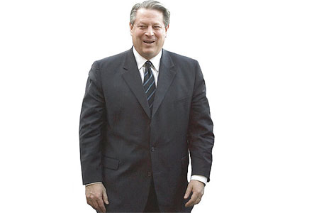 Al Gore's Weight