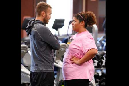 Allie and Bob Harper