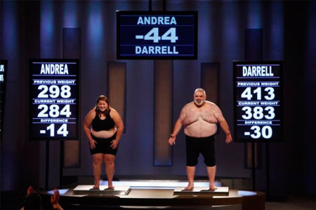 Andrea Hough and Darrell Hough