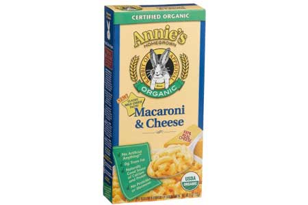 Annie's Organic Macaroni and Cheese