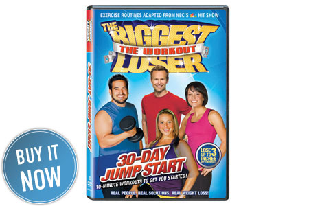 The Biggest Loser Workout: 30-Day Jump Start