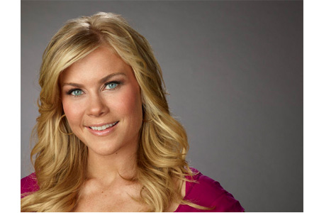 Alison Sweeney: Biggest Loser 12 Host