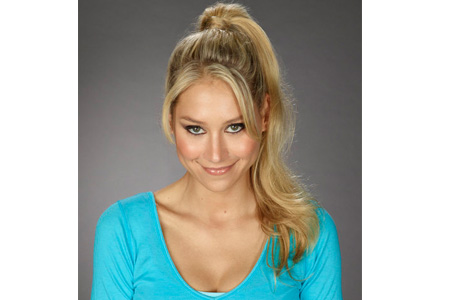 Anna Kournikova: Biggest Loser 12 Trainer