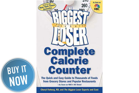 The Biggest Loser: Complete Calorie Counter
